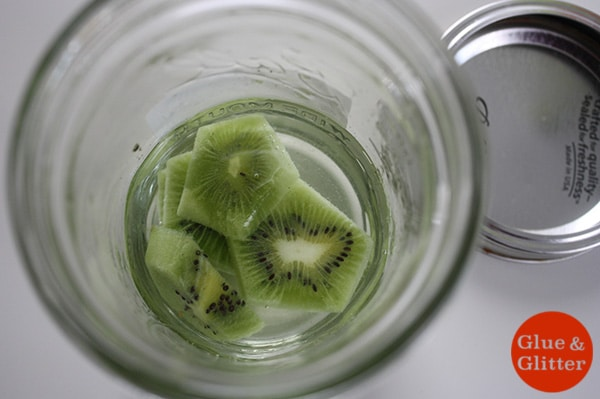 Kiwi gin is citrusy and refreshing. It's a great summer cocktail ingredient to have on hand!