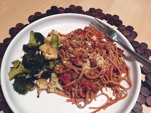 What Vegans Eat for Dinner #whatveganseat