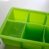Silicone Artisanal Ice Tray