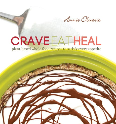 A Vegan Cream Cheese Recipe from Crave, Eat, Heal