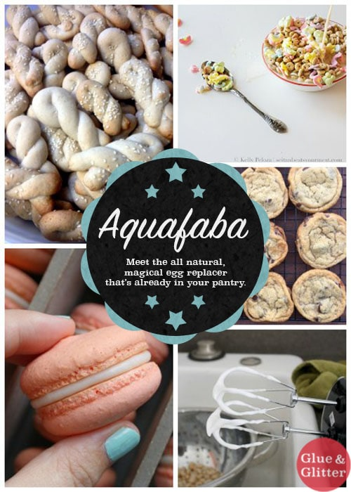 Aquafaba: Magical Egg Replacer for Vegan Meringue Recipes and Beyond