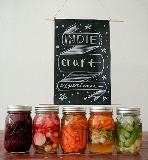 My Basic Refrigerator Pickle Recipe - Look how creative everyone got!