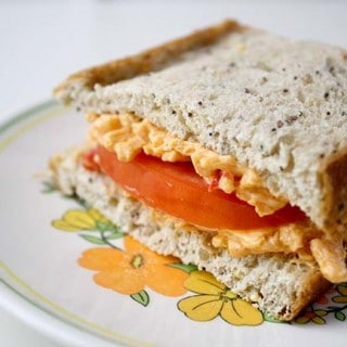 Vegan Pimiento Cheese
