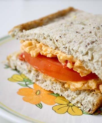 I've lived in Atlanta for 14 years, and it was about time I perfected my vegan pimiento cheese recipe, y'all.