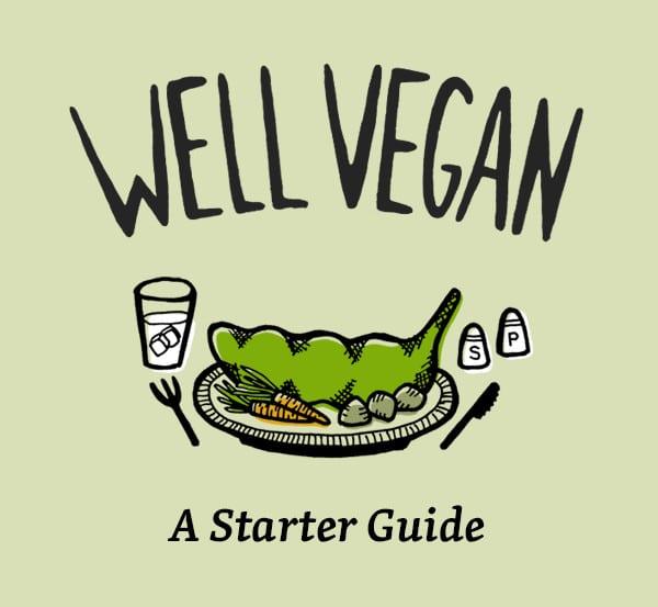 Well Vegan Starter Guide
