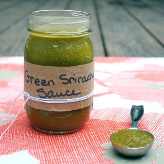Green Sriracha Sauce Recipe