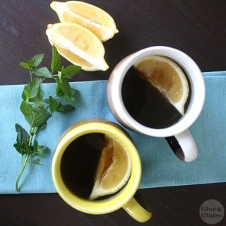 Mint Hot Toddy