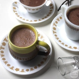 Decadent Vegan Hot Cocoa Recipe, Spiked or Not