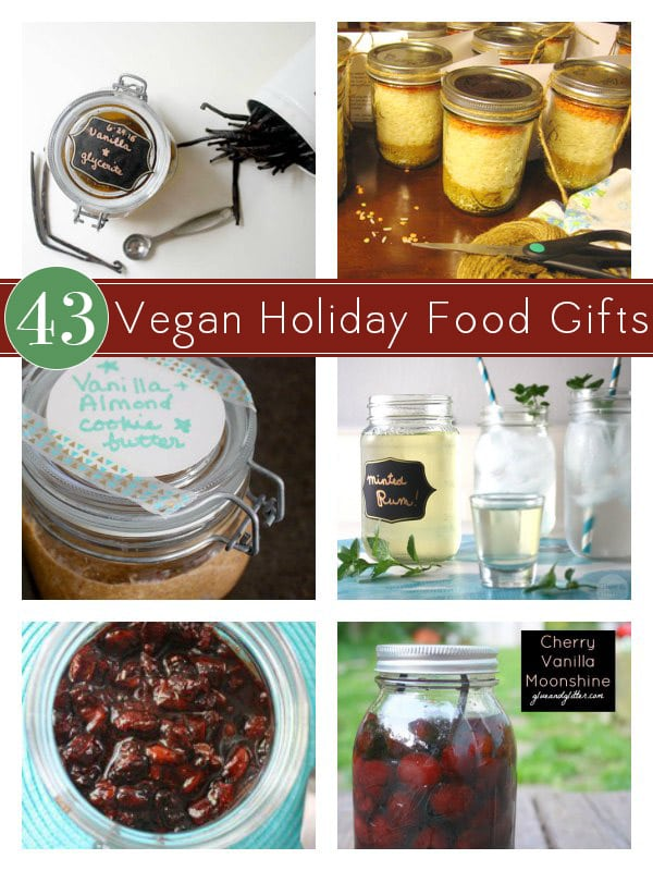 Cake mixes, infused booze, baked goods, and more. Check out this mega-roundup of DIY food gifts!