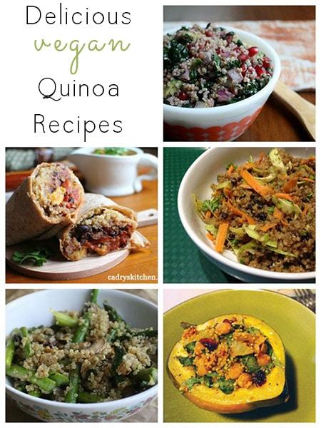 How to Cook Quinoa + 14 Delicious Vegan Quinoa Recipes to Get You Started!