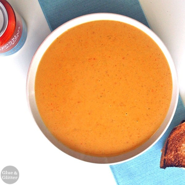 Beat the winter blues with a decadent, warming bowl of vegan IPA beer and cheese soup, just like my dad makes.