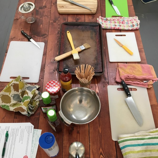Cooking Class Ready