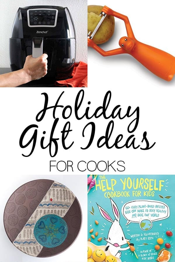 Holiday Gift Ideas for the Cooks on Your List