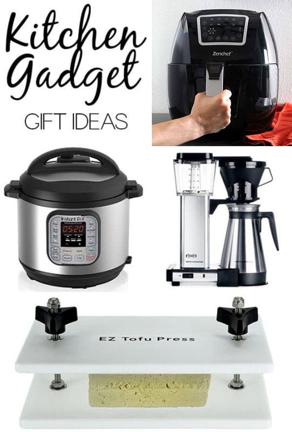 Holiday Gift Ideas For Cooks: Gadgets, Cookbooks & Kitchenware