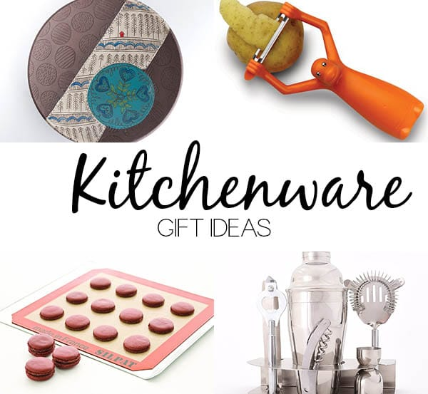 I feel like food- and kitchen gifts are the best gifts. These are some of my favorite holiday gift ideas for people on your list who love to cook and to eat.