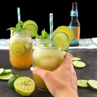 Cucumber Lime Summer Shandy