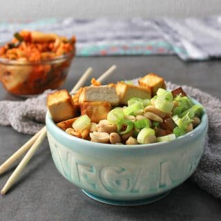 Kimchi Fried Rice from Bold Flavored Vegan Cooking