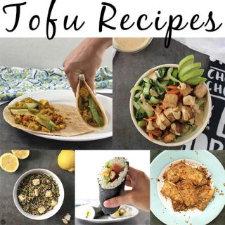 My Top 10 Tofu Recipes