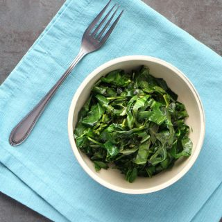 Addictive Stovetop Collard Greens