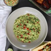 Pickled Jalapeno Guacamole