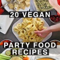 20 Crowd-Pleasing Vegan Party Food Recipes