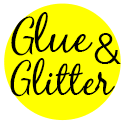 Glue and Glitter logo