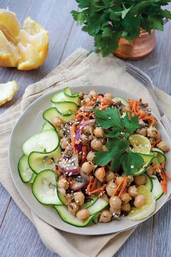 14 Easy Vegan Salad Recipes To Make You Love Salad