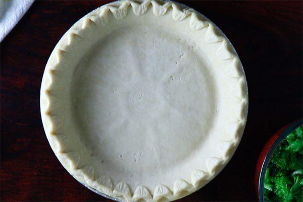 frozen vegan pie crust