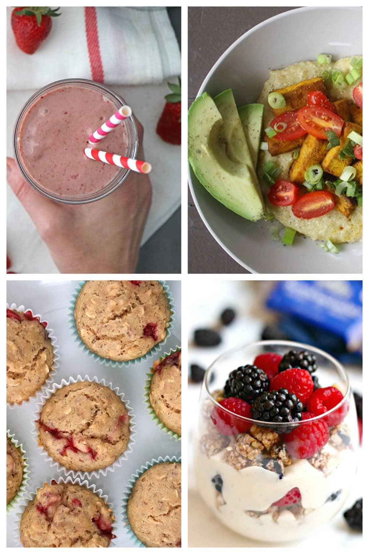 The Easiest Vegan Breakfast Ideas To Kickstart Your Mornings