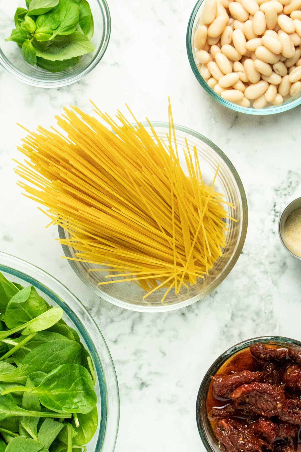 sun dried tomato pasta ingredients